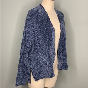89th & Madison Knit Open Front Cardigan Sweater